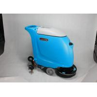 Cheap Custom Battery Type Walk Behind Floor Scrubber Medium Sized With 40L Solution Tank for sale