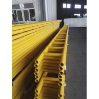 Cheap Steel Decking Scaffolding Ladder Heavy Load Q195-Q235 Material SGS Certificate for sale