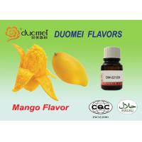 Strong Pulp Taste Mango Soft Drink Flavours For Drink Production