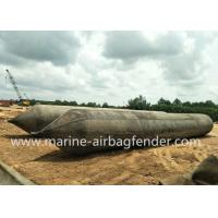 Cheap Inflatable Ship and Vessel Roller Rubber Airbags for Shipyards 15m x 15m Size for sale
