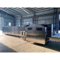 Buy cheap Schneider PLC system 2000pcs/h Ice Cream Cone Making Machine from wholesalers