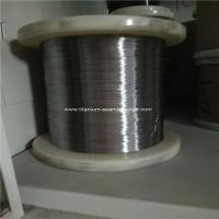 Buy cheap 0.25mm Titanium Wire Gr12 Ti-0.3Mo-0.8Ni alloy wire 1kg wholesale price ,free from wholesalers