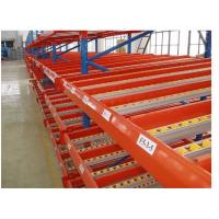 Buy cheap Powder Coating Surface Case Flow Rack Pallet Sliding Rack Space Saving from wholesalers