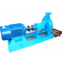 China 980 r / min 1450 r / min Single Stage Centrifugal Pump With Double Suctions Impeller on sale