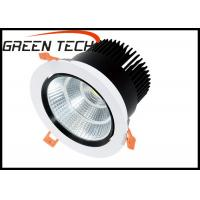 Cheap 85V - 265V Dimmable LED Downlights , 5 Inch 18W Ceiling Recessed Down Lights for sale