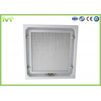 Cheap Light Weight HEPA Filter Box Customized Design In Air Conditioning System for sale