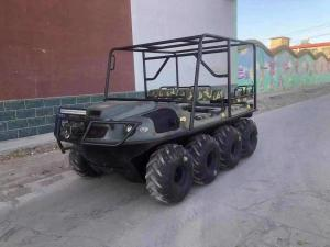 Cheap Land Water Multifunctional Rescue Vehicle Amphibious All Terrain ATV Car for sale