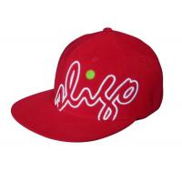China Custom logo Cotton Youth Baseball Caps , Unisex Sport snapback cap on sale