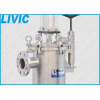 Quality Low Running Cost Self Cleaning Filter 316L Piston Material For Metal Coatings Filtration wholesale