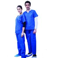 Buy cheap SMMS Anti - Static Disposable Medical Protective Clothing Anti - Pull For from wholesalers
