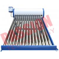 China 150L Rooftop Residential Solar Hot Water Heating Systems Non Pressurized on sale