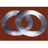 Cheap 30kg Per Coil BWG21 4mm Galvanised Binding Wire for sale
