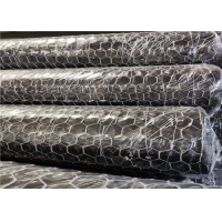 Cheap Low Carbon Steel Reverse Twisted Galvanised Hexagonal Wire Netting 14bwg for sale