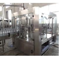 Full Automatic 3 in 1 Small Bottle Drinking Water Filling Machine