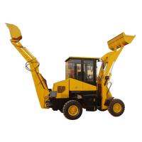 Buy cheap ZL28 2800kg 4x4 Wheel Loader from wholesalers