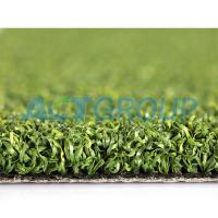 Cheap Multipurpose Golf Artificial Grass Carpet , PE Curly Yarn Artificial Lawn Grass for sale