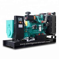 Cheap Nt855ga Cummins Diesel Generator Set 250kva Powered With Three Phase for sale