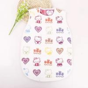 China Printed Dyed Highest Tog Baby Sleeping Bag , Infants Stretch Sleeping Bag on sale