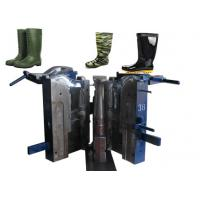 Buy cheap 800 Kg 1/2 color Plastic PVC Rain Boot Mould Shoe Sole Mold For Safety Boot Mold from wholesalers