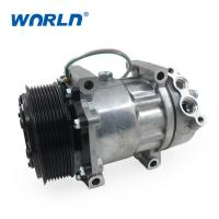 Buy cheap 1412263 8PK Car Air Conditioner Spare Parts SD7H15 For SCANIA 4 Series 114 1995 from wholesalers