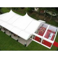 Buy cheap 300 Seater Fireproof European Large Wedding Tents / Outdoor Garden Party Tent from wholesalers