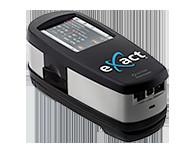 X-Rite eXact CIE LAB handheld color measurement bluetooth CMYK density spectrophtoometer with touch-screen display