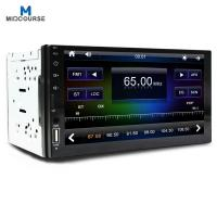 Cheap Fast Charging  Double Din Car Stereo With Sat Nav / In Dash Touch Screen Radio for sale