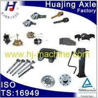 China BPW and American type semi trailer parts on sale
