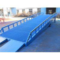 Cheap Mobile Yard Ramp for loading goods , 8 ton ,10ton,15ton,20ton , all color and size for sale