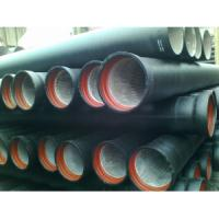 Cheap T Joint Ductile Iron Pipe, DN400, K9, 6m for sale