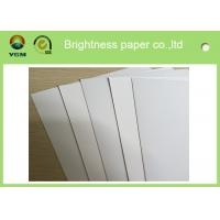 Cheap A4 Ivory Cardboard Packaging Box Paper For Gift Box Strong Stiffness for sale