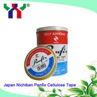 Cheap Japan Nichiban Panfix Cellulose 12mm*66mm Tape/transparent double sided adhesive tape for sale