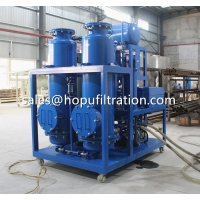 Cheap Fuller's Earth Transformer Oil Regeneration Plant, Dielectric Insulation Oil Recycling System for sale