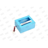 China Plastic Casing Deep Cycle LiFePO4 Battery , 3S1P 26650 Lithium Ion Battery Pack 9.6V 3Ah on sale