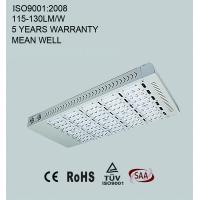 CE RoHS approved 250W LED street light with better heat dissipation