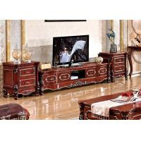 Cheap Classic Wooden TV Stand Cabinet Living Room Furniture for sale
