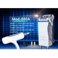 Cheap CE Approved Long Pulse Nd Yag Laser Hair Removal Machine 1064nm / 532nm for sale