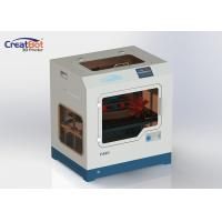 Cheap Glass Ceramic Panel Multifunction 3d Printer 1500W Power Fused Deposition Modeling for sale