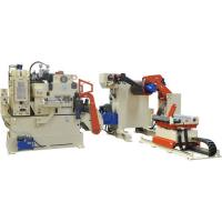 Cheap High Precision NC Leveler Feeder / Steel Knot Hard Alloy Processing Barbed Wire Making Machine for sale