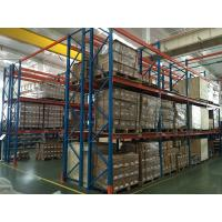 Cheap Commercial Heavy Duty Pallet Racks With Powder Coated Finish For Warehouse for sale