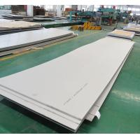 China TISCO 329J4L Stainless Steel Plates 3.0 - 12.0mm 1D Finish 5ft x 10ft High Hardness on sale