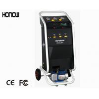 Buy cheap Automotive AC Freon Recovery Machine With 1 Stage Vacuum Pump 12 Months Warranty from wholesalers