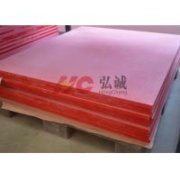 Cheap Low Smoke And Halogen - Free GPO3 Fiberglass Sheet Suitable To Rail Traffic for sale