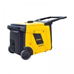 Cheap 3KVA 120V 41kg Quiet Running Portable Generators for sale
