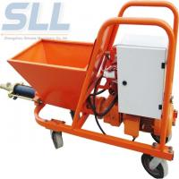 Cheap 7.5kw Mortar Cement Spraying Equipment 3 Phase Mortar Spraying Machine for sale