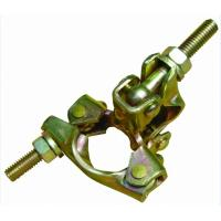 Cheap Size 48.3mm Scaffolding Pipe Clamp Long Service Life Easy Maintenance for sale