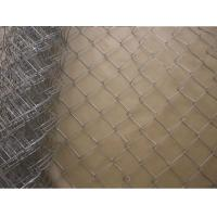 Cheap Standard Knuckled Selvage Chain Link Mesh 11.5 Gauge For Garden Fencing for sale