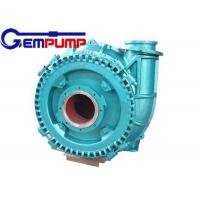 China Electric Centrifugal Pump for Sugar Plant , Pump Gravel Sand Slurry Pump on sale