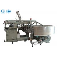 Cheap High Capacity Automatic Egg Roll Making Machine , Wafer Making Production Line TT25 for sale