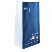 Cheap Waterproof 90gsm Degradable Airline Barf Bags for sale